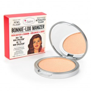 اضاءة بوني لو ذا بالم Bonnie-Lou Manizer Highlighter & Shimmer The Balm